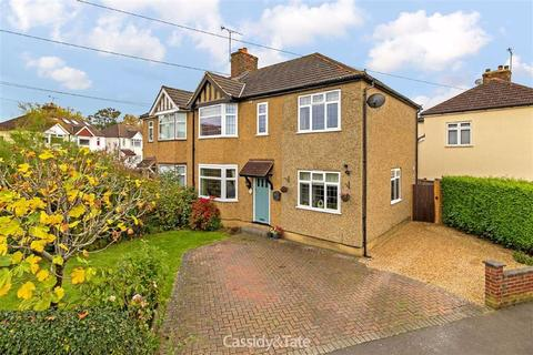 4 bedroom semi-detached house for sale - Willow Crescent, St. Albans, Hertfordshire