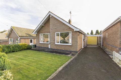 2 bedroom detached bungalow for sale - Ashton Gardens, Old Tupton, Chesterfield