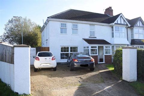 4 bedroom semi-detached house for sale - St Peters Road, Newton, Swansea