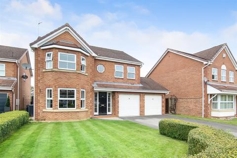 4 bedroom detached house for sale - Burneston Court, Darlington