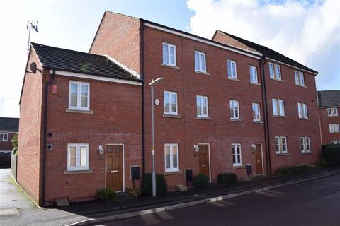 4 bedroom terraced house for sale - Middlefield Road, Fenway Park, Chippenham, Wiltshire, SN14