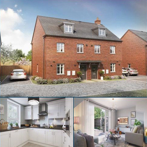 3 bedroom semi-detached house for sale - Burcott Lane, Aylesbury, AYLESBURY