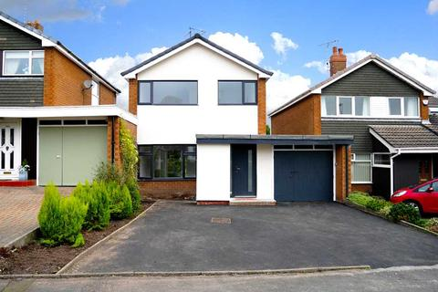 3 bedroom detached house for sale - Thirlmere, Macclesfield