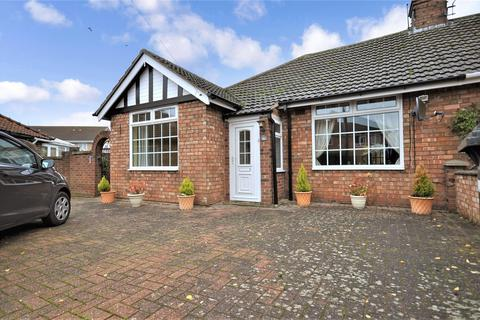 3 bedroom semi-detached bungalow for sale - Kings Road, Melton Mowbray, Leicestershire