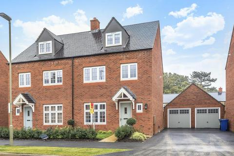 4 bedroom semi-detached house to rent - Banbury,  Tyrell Road,  OX16