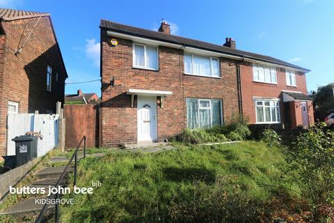3 bedroom semi-detached house for sale - Lincoln Road, Kidsgrove