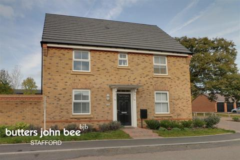 3 bedroom end of terrace house for sale - Avondale Circle, Stafford