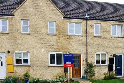 2 bedroom terraced house to rent - Perrinsfield, LECHLADE