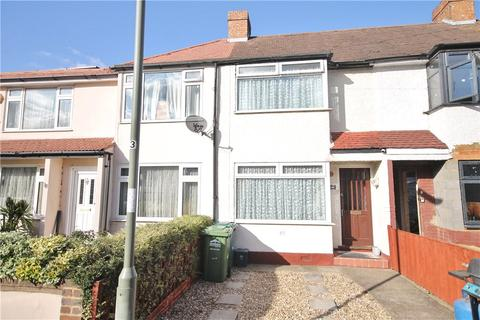 2 bedroom terraced house for sale - Osborne Avenue, Staines-upon-Thames, Surrey, TW19