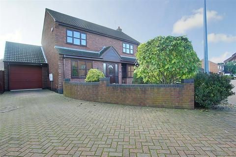 4 bedroom detached house for sale - Haymer Drive, Hedon, Hull, East Yorkshire, HU12