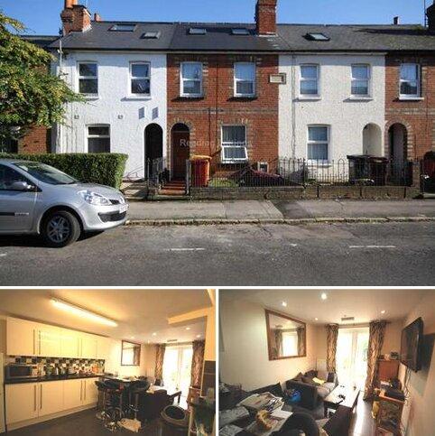 6 bedroom terraced house to rent - De Beauvoir Road, Reading