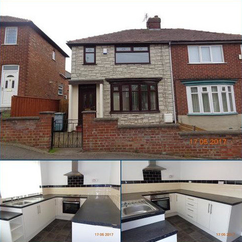 2 bedroom semi-detached house to rent - DERWENT STREET, NORTON, STOCKTON ON TEES TS20