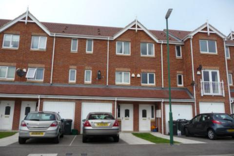 3 bedroom townhouse to rent - 38 The Cheques, Consett, Co Durham DH8