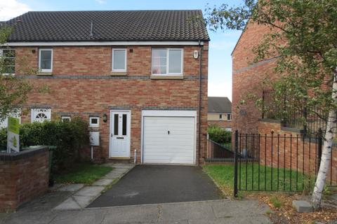 4 bedroom semi-detached house to rent - 56 Windmill Way, Central Gateshead, Gateshead, NE8 1PJ