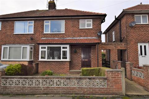 3 bedroom semi-detached house for sale - Grange Road, Bridlington, Bridlington, YO16 7QJ