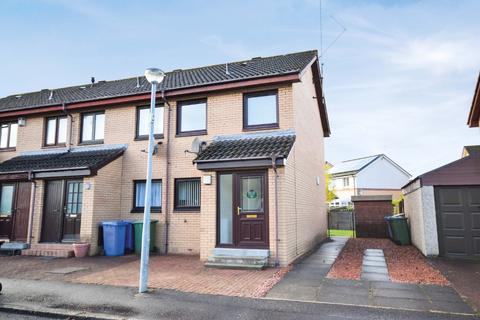 2 bedroom end of terrace house for sale - Crookston Road , Crookston , Glasgow, G53 7TZ