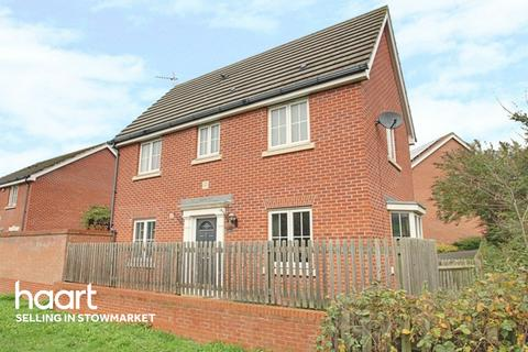 3 bedroom detached house for sale - Goosander Road, Stowmarket