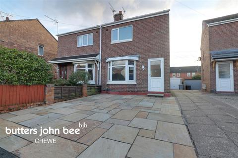 3 bedroom semi-detached house for sale - Stoneley Avenue, Crewe