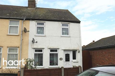 3 bedroom end of terrace house for sale - New Street, Sheerness