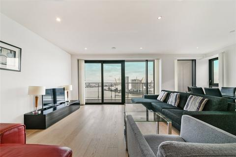3 bedroom apartment for sale - Horizons Tower, 1 Yabsley Street, E14