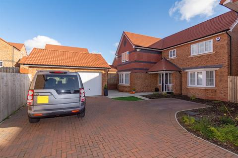 4 bedroom detached house for sale - Redmire Drive, Consett, DH8 7BN