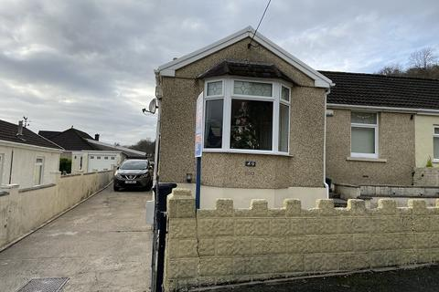 3 bedroom semi-detached bungalow for sale - Lon Y Nant, Glynneath, Neath, Neath Port Talbot.