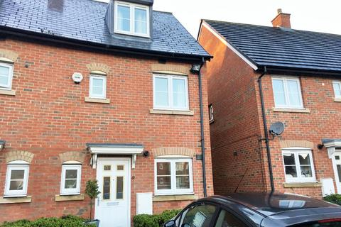 3 bedroom townhouse to rent - Strouds Close, Old Town, Swindon, SN3 1FD