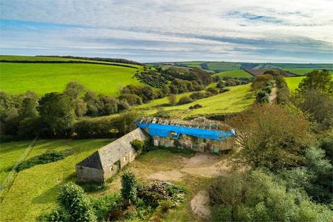 Plot for sale - Lanreath, Nr. Looe, Cornwall