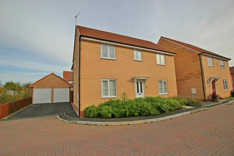 4 bedroom detached house for sale - Sentinel Close, St Johns