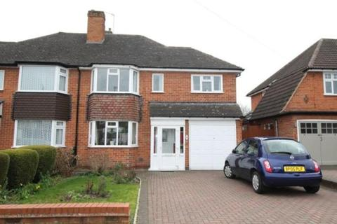 4 bedroom semi-detached house to rent - Rowden Drive, Solihull
