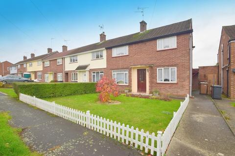 2 bedroom end of terrace house for sale - Cherwell Drive, Chelmsford, CM1 2JJ