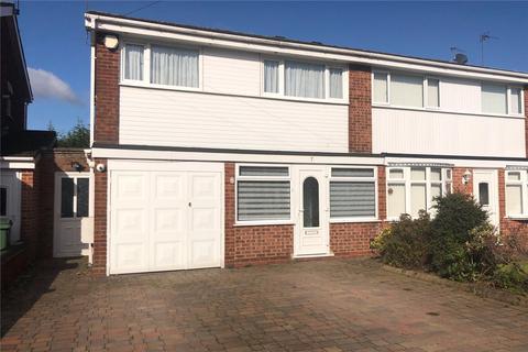3 bedroom semi-detached house for sale - Firth Park Crescent, Halesowen, West Midlands, B62