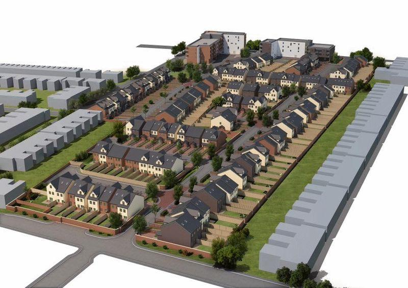 CGI of proposed site