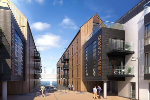 1 bedroom flat for sale - Apartment E501.09, Wapping Wharf, Cumberland Road, Bristol, BS1