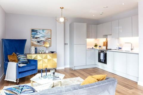 1 bedroom flat for sale - Apartment E504.07, Wapping Wharf, Cumberland Road, Bristol, BS1