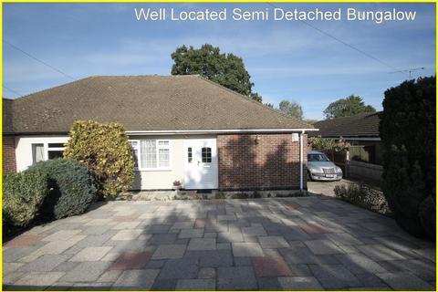 2 bedroom semi-detached bungalow for sale - Croft Avenue, West Wickham