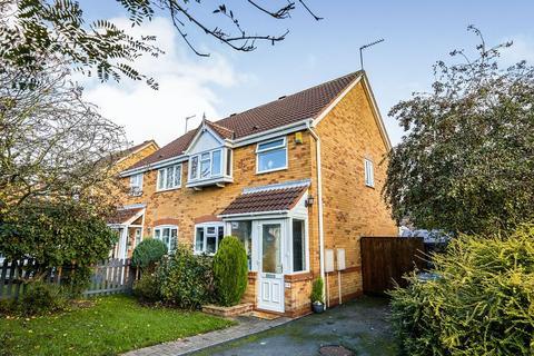 3 bedroom semi-detached house for sale - Castleshaw Drive, Littleover, Derby