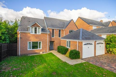 5 bedroom detached house for sale - NEWCREST CLOSE, LITTLEOVER