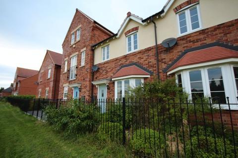 3 bedroom townhouse for sale - HIGHGROVE COURT, SHELTON LOCK, DERBY