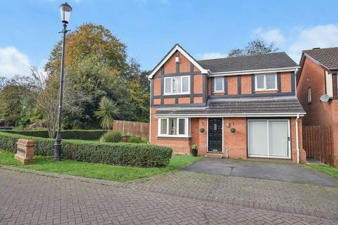4 bedroom detached house for sale - Bayswater Close, Runcorn