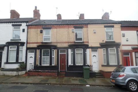 2 bedroom terraced house for sale - 41 Harrowby  Road, Birkenhead