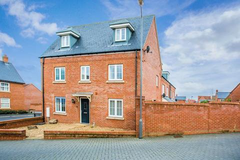 4 bedroom detached house to rent - Lace Lane, Buckingham