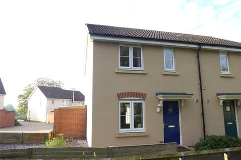 3 bedroom end of terrace house for sale - Wayte Street, Nightingale Rise, Swindon, SN2
