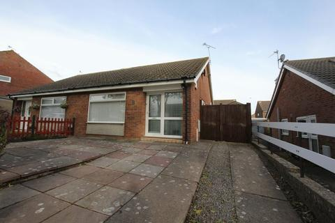 2 bedroom semi-detached bungalow for sale - Whittan Close, Rhoose