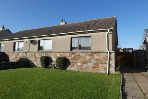2 bedroom semi-detached bungalow for sale - Bain Place, Wick