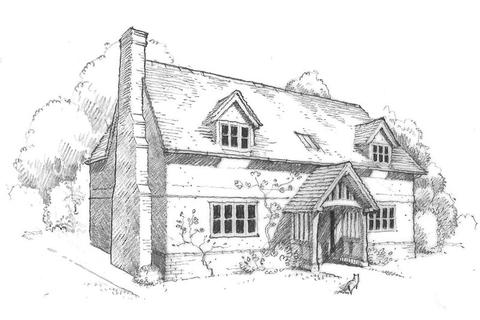 3 bedroom property with land for sale - Building plot, Long Crendon, Buckinghamshire