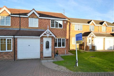 3 bedroom semi-detached house for sale - Poplar Drive, Spennymoor