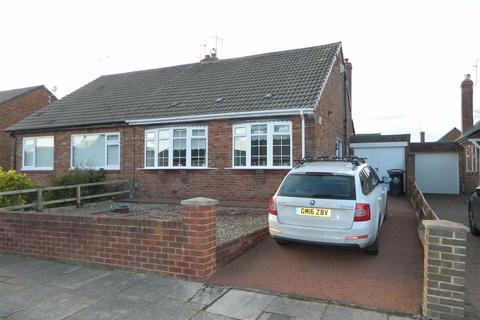 2 bedroom bungalow for sale - Frankland Drive, Monkseaton, Whitley Bay, NE25