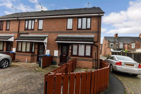 2 bedroom end of terrace house for sale - Gouldesborough Court, Newland Avenue, Hull, HU5