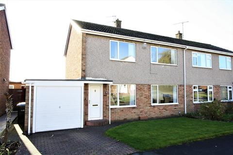 3 bedroom semi-detached house for sale - Lambton Crescent, Sedgefield